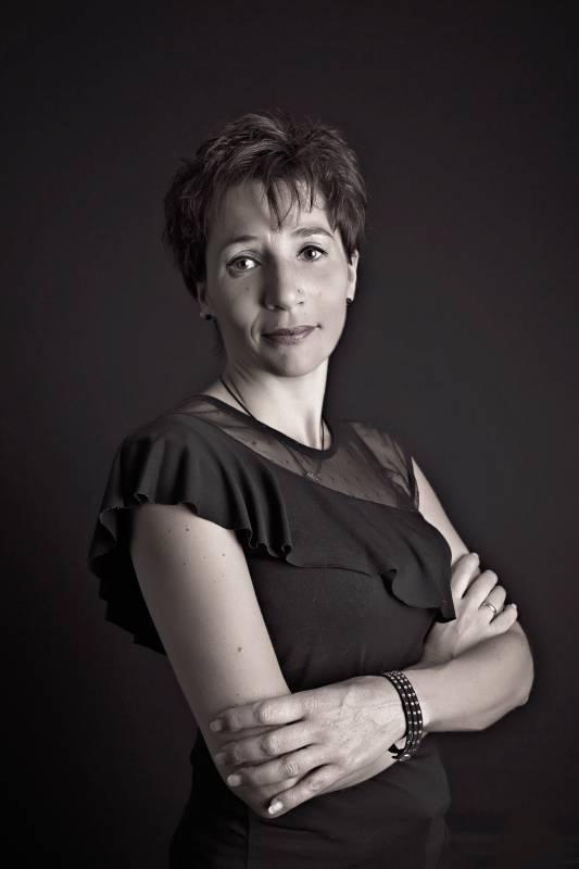 Géraldine LACHARME - Hôtesse d'accueil - Andrier Barralier Moyne Picard Grard